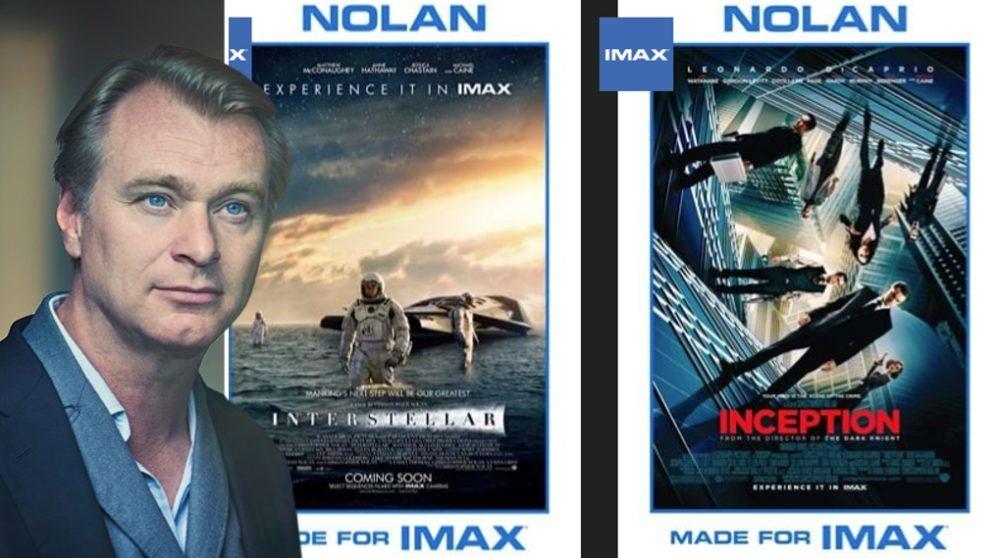 Christopher Nolan IMAX premiere Danmark / Filmz.dk