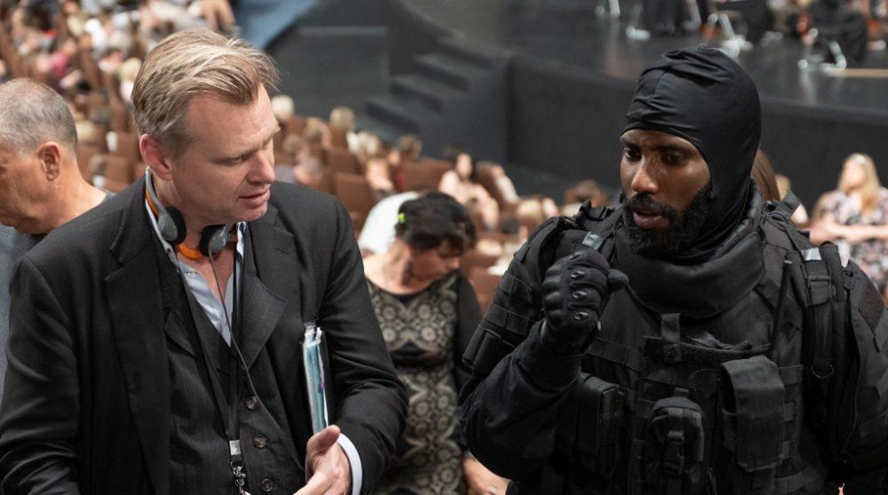 Christopher Nolan Tenet premiere dato / Filmz.dk