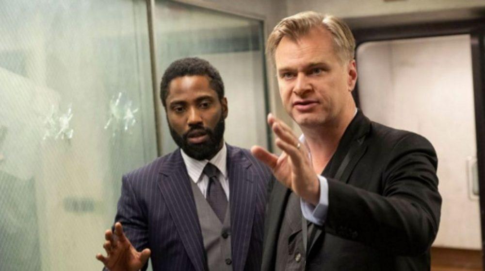 Christopher Nolan Tenet Inversion / Filmz.dk