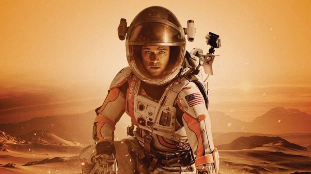 Drew Goddard Mary The Martian / Filmz.dk