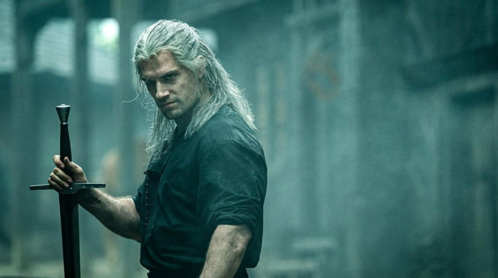henry cavill the witcher / filmz.dk