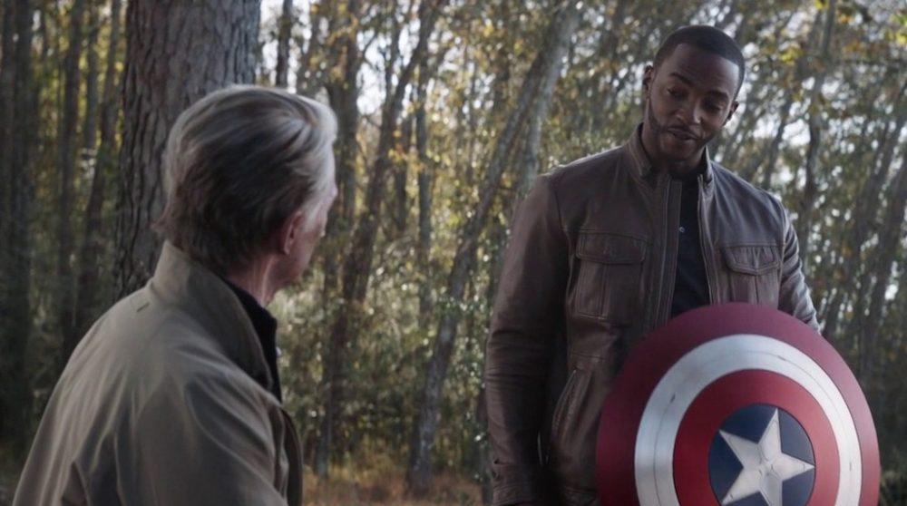 Sort Captain America MCU / Filmz.dk