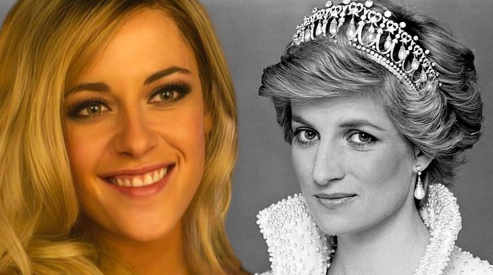 Spencer Prinsesse Diana Kirsten Stewart / Filmz.dk