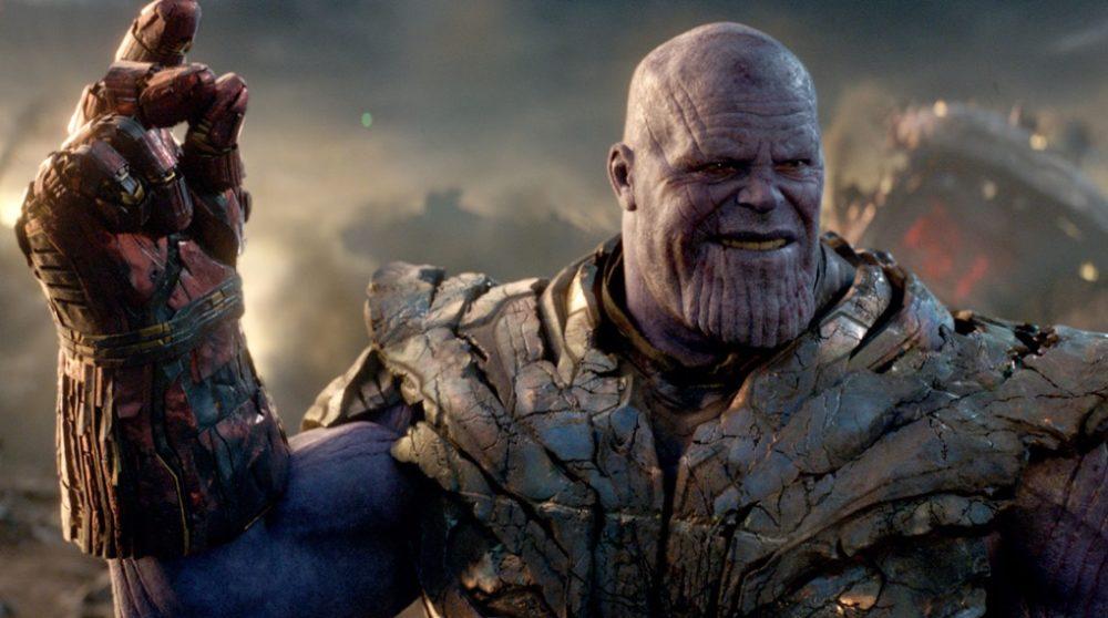 Thanos comeback MCU slettet scene Avengers Endgame / Filmz.dk