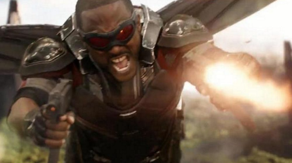 The Falcon and the Winter Soldier positivt interview / Filmz.dk