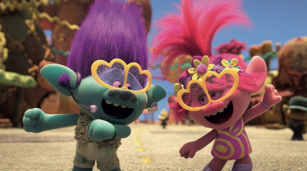 Trolls 2 på verdensturne dansk premiere biograf / Filmz.dk