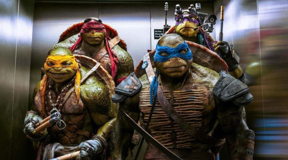 teenage mutant ninja turtles / filmz.dk