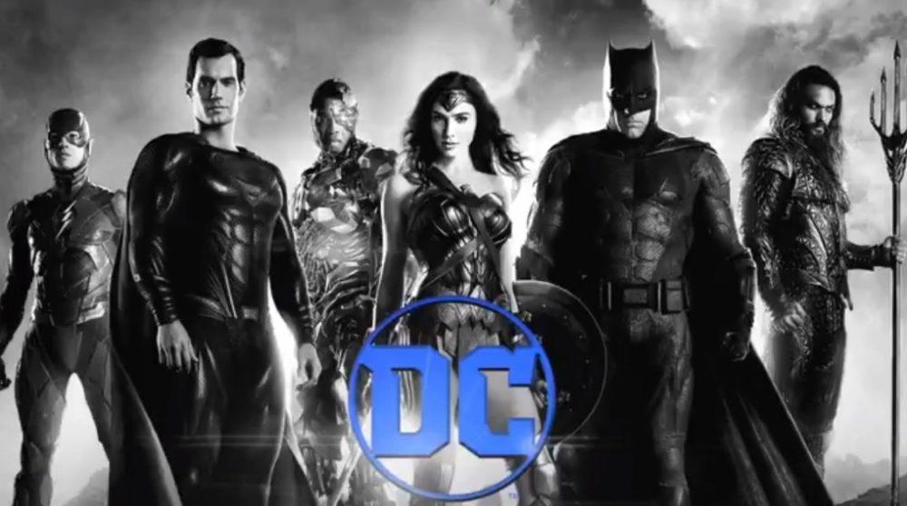Zack Snyder Justice League DC FanDome / Filmz.dk