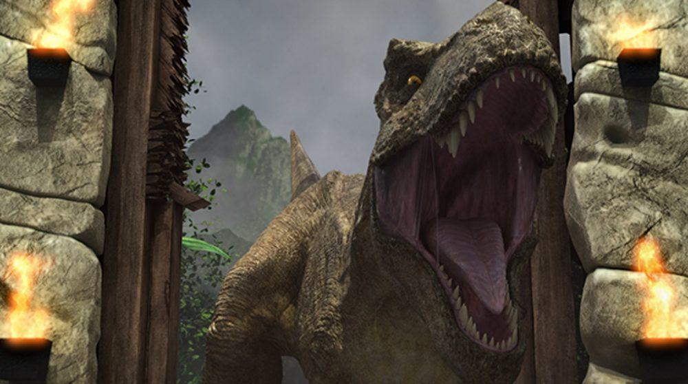Jurassic World Camp Cretaceous trailer dato Netflix / Filmz.dk