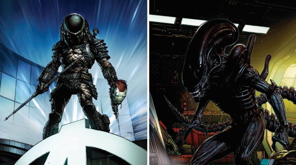 Predator Alien marvel / filmz.dk