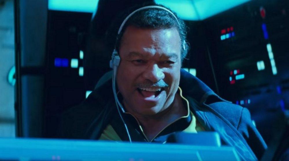 Billy Dee Williams comeback nyt Star wars / Filmz.dk