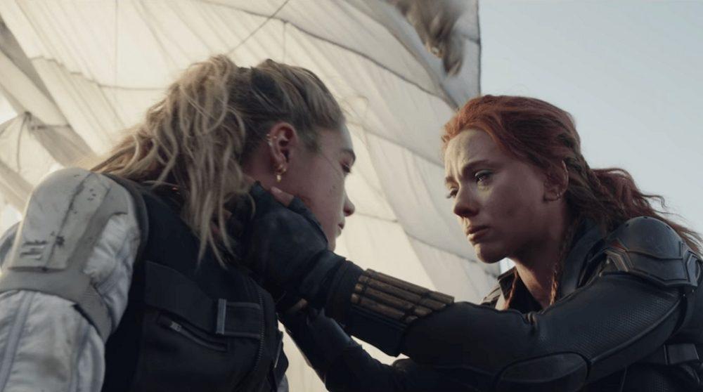 Black Widow ny MCU Marvel heltinde / Filmz.dk