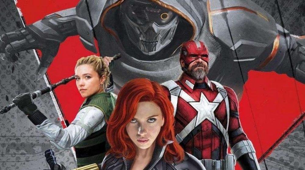 Black Widow trailer Comic Con / Filmz.dk