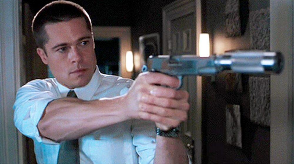 Bullet Train Brad Pitt / Filmz.dk