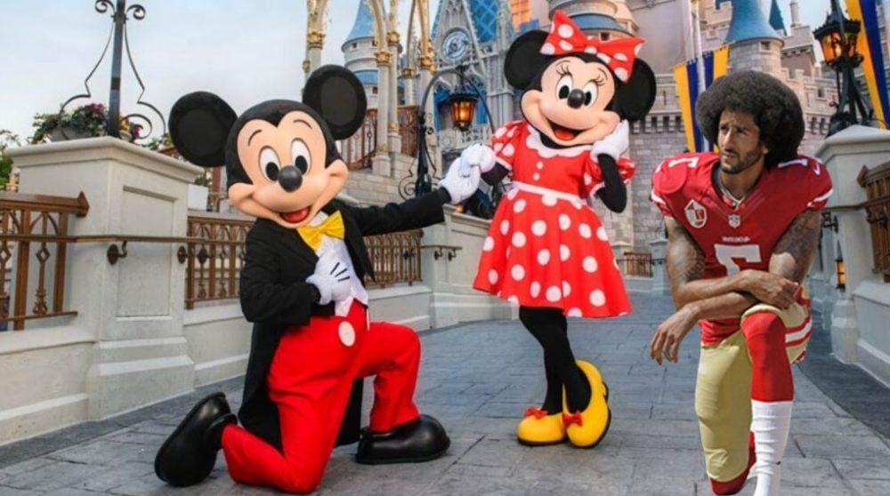 Colin Kaepernick Disney / Filmz.dk