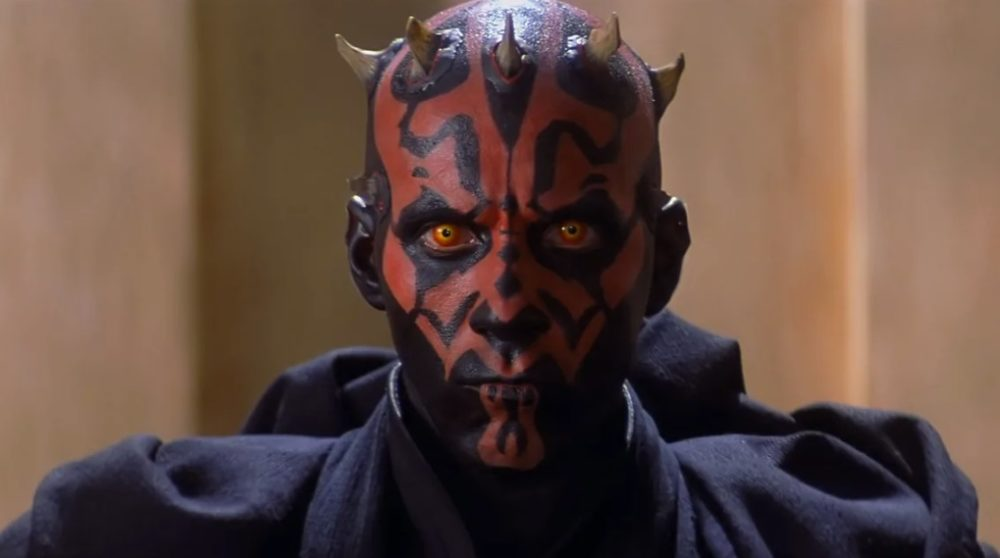 Darth Maul serie Disney Plus Star Wars / Filmz.dk