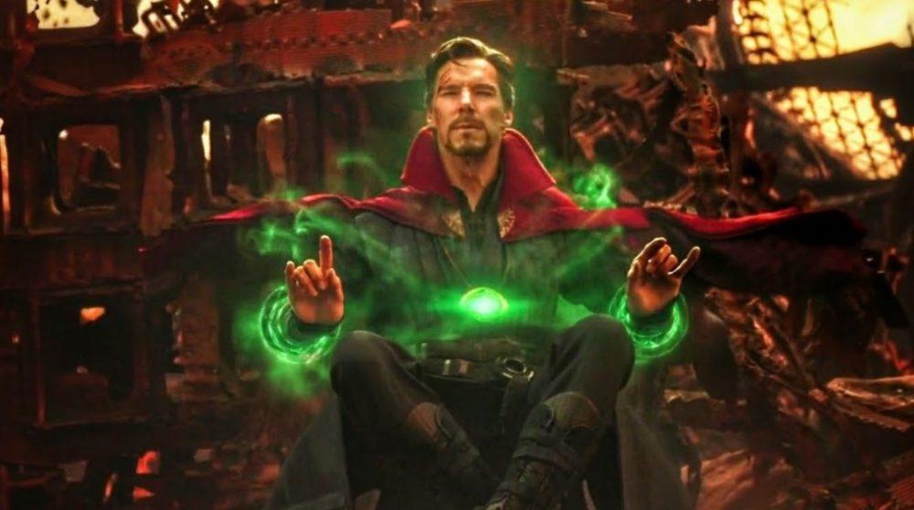 Avengers tidslinjer nederlag Doctor Strange Thanos 14 millioner / Filmz.dk