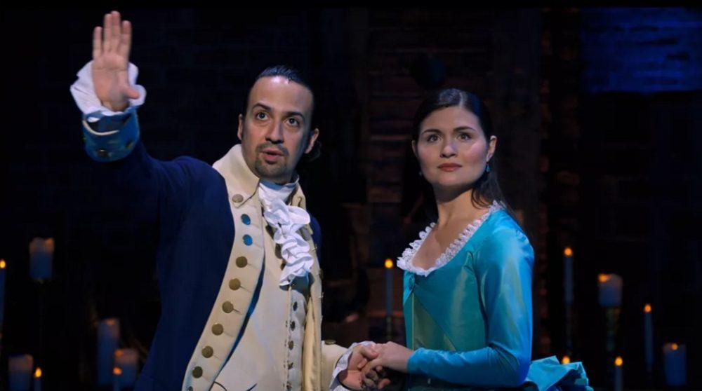 Hamilton succes disney plus app downloads / Filmz.dk