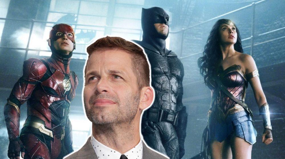 Justice League Dc Universe Zack Snyder kontinuitet / Filmz.dk