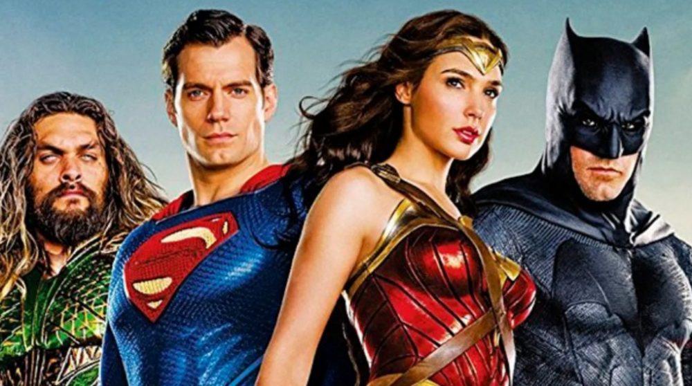 Justice League Rebirth / Filmz.dk