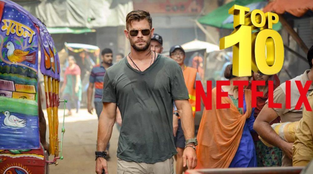 Netflix Top 10 Originals / Filmz.dk