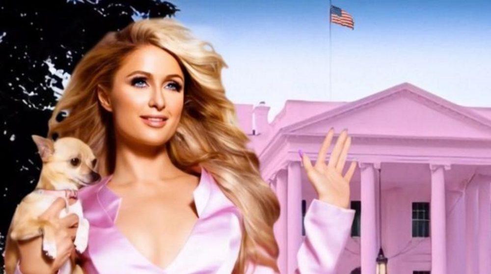 Paris Hilton præsident / Filmz.dk