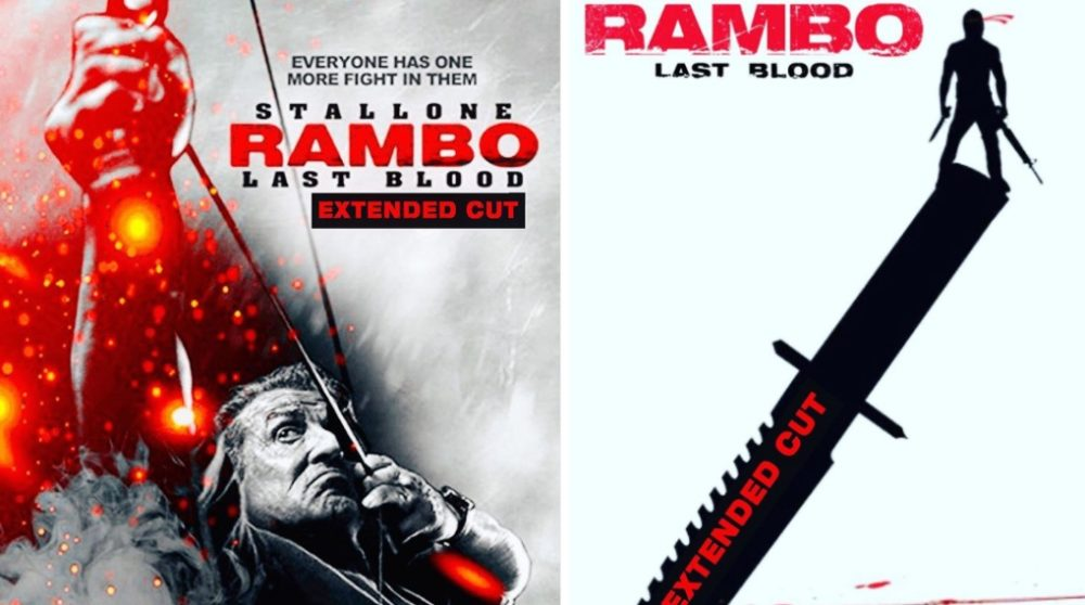 Rambo Last Blood extended cut Rambo 6 / Filmz.dk