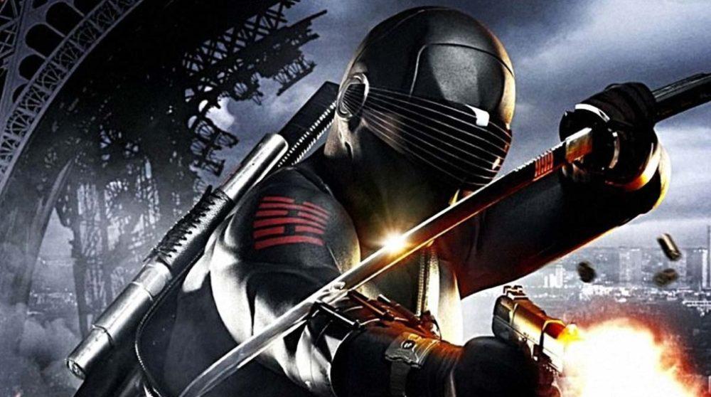 Snake Eyes flytter 2021 G I Joe Origins / Filmz.dk
