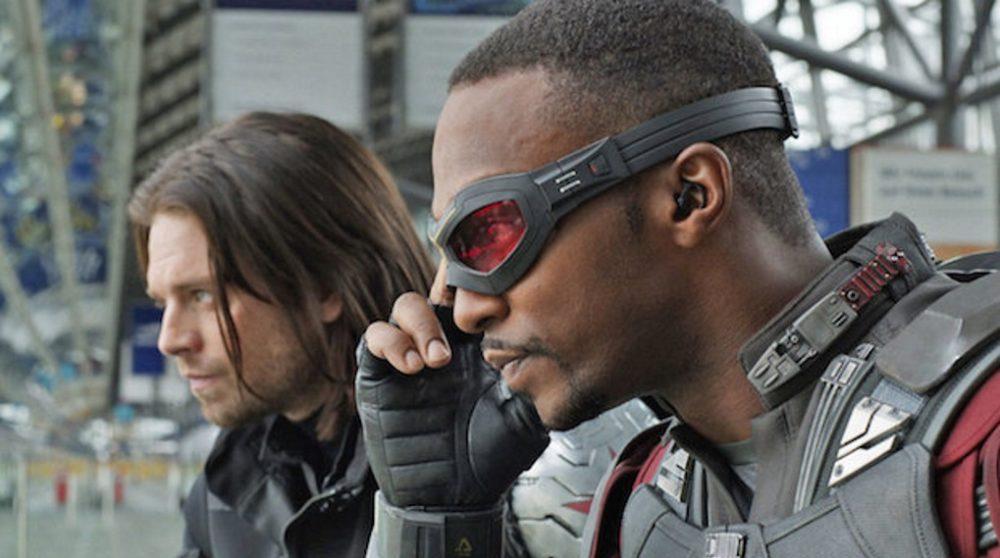 The Falcon and the Winter Soldier udskudt MCU Marvel Disney Plus / Filmz.dk