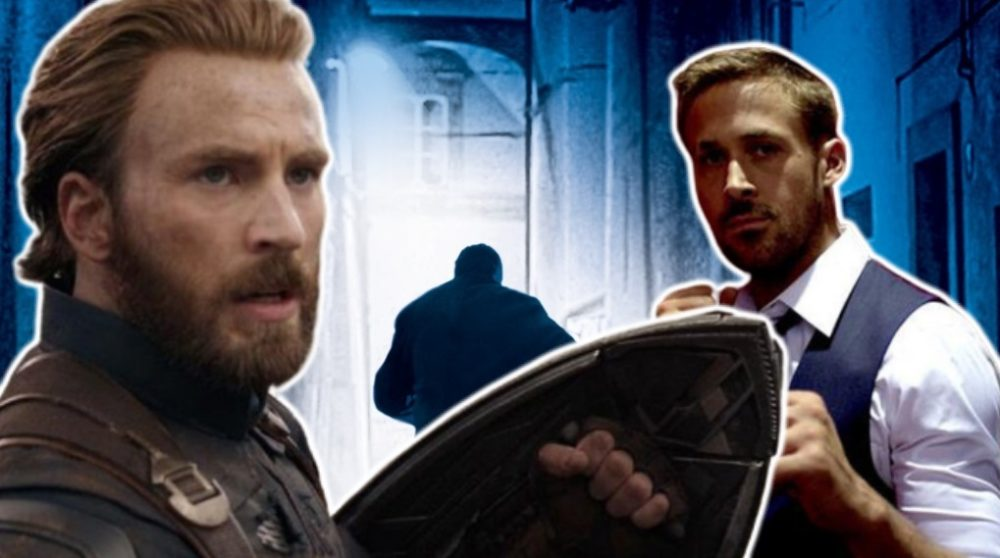 The Gray Man Russo Avengers Endgame Chris Evans Ryan Gosling / Filmz.dk