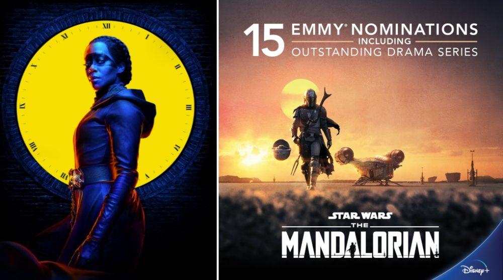 The Mandalorian Watchmen nomineringer Emmy / Filmz.dk