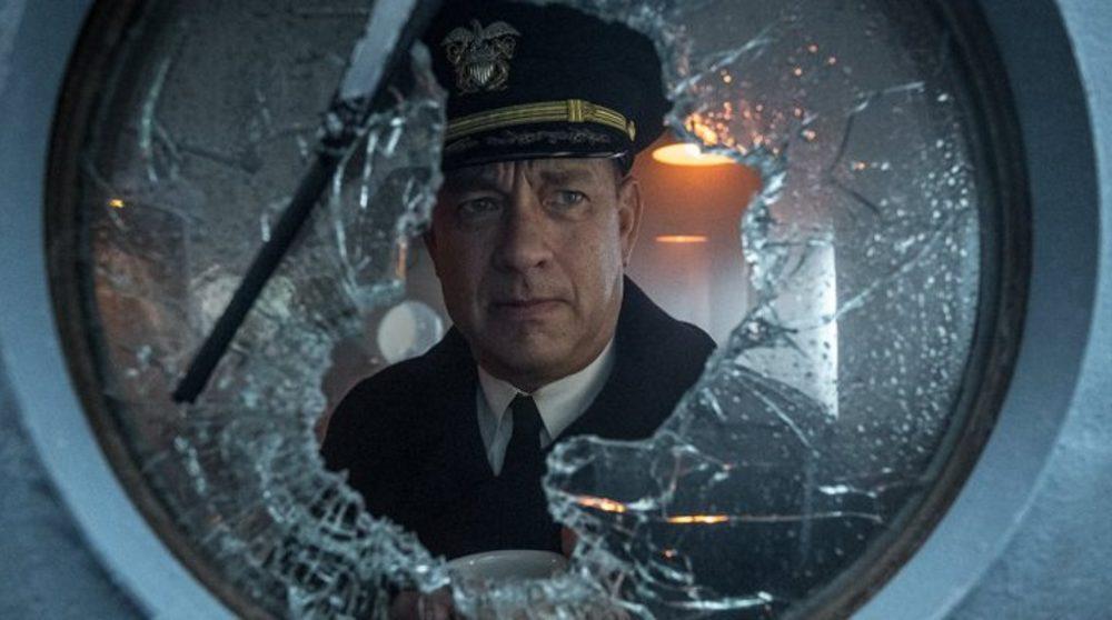 Tom Hanks Apple Greyhound streaming / Filmz.dk