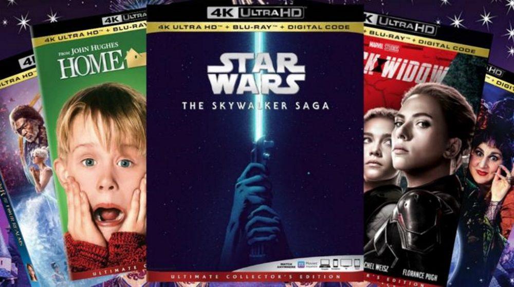 Disney afviser 4K Blu-Ray rygte / Filmz.dk