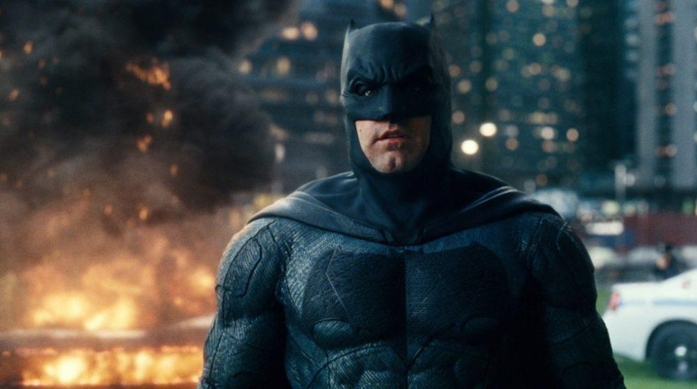 Batman Ben Affleck comeback The Flash / Filmz.dk