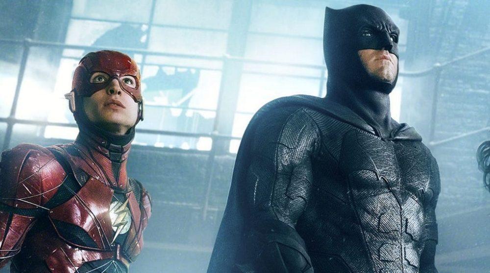 Ben Affleck bekræftet The Flash Batman / Filmz.dk
