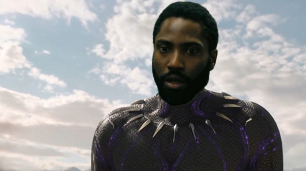Black Panther John David Washington / Filmz.dk