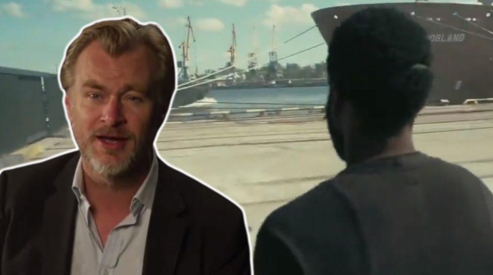 Christopher Nolan Tenet Kina / Filmz.dk