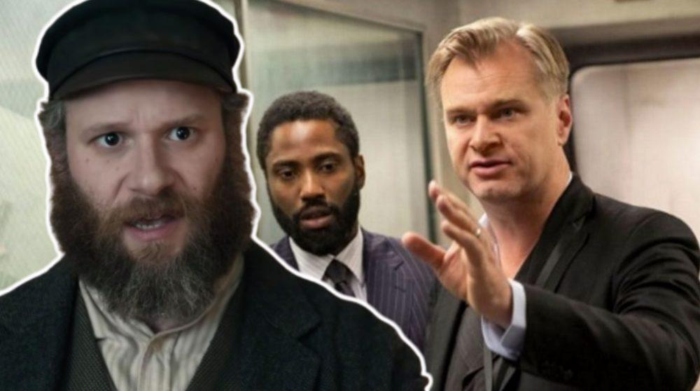 Christopher Nolan slå ihjel Seth Rogen pandemi / Filmz.dk