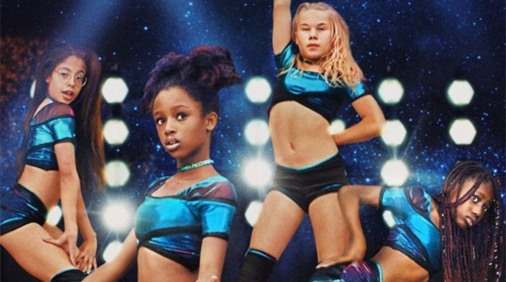 Netflix undskyld Cuties plakat / Filmz.dk