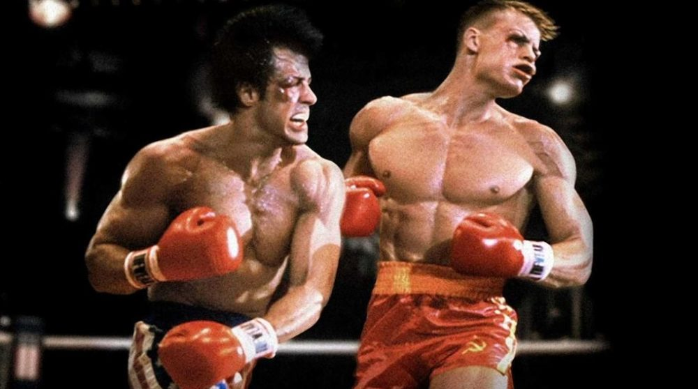 Director's Cut Rocky IV Stallone / Filmz.dk