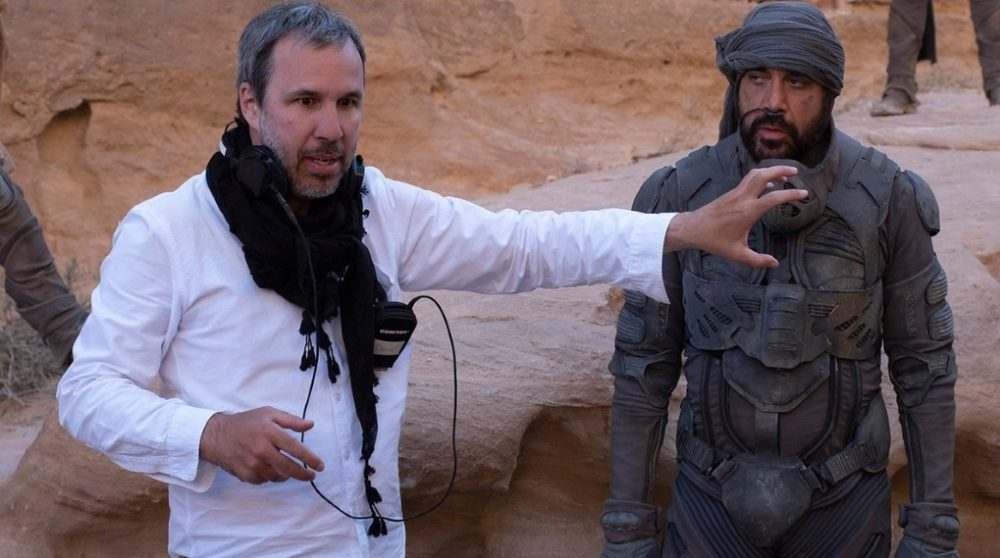 Dune Denis Villeneuve tid presset / Filmz.dk