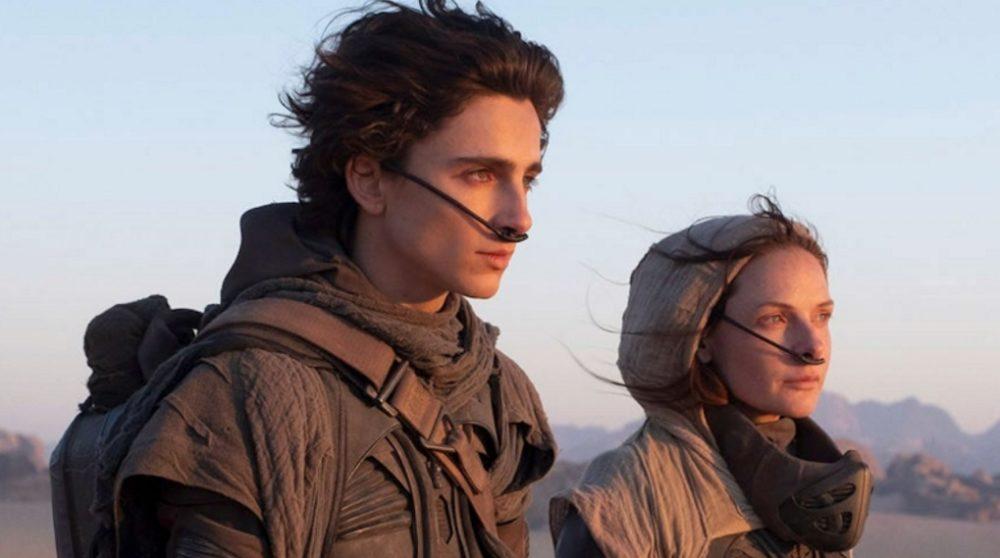 Dune trailer teaser danmark biograf premiere / Filmz.dk