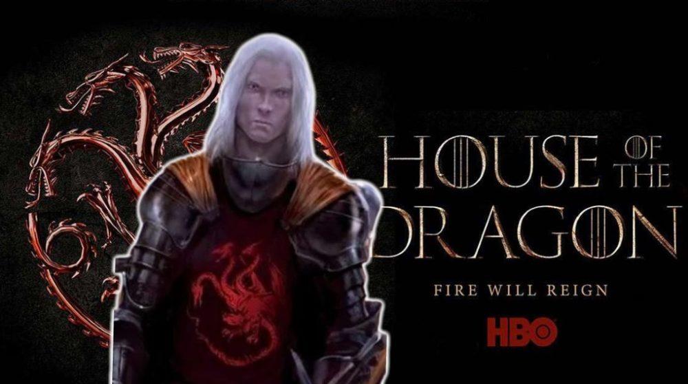 House of Dragon Game of Thrones Daemon Targaryen / Filmz.dk