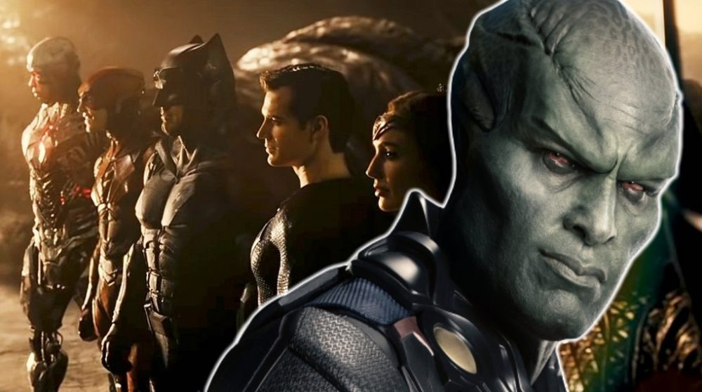 Justice League medlem trailer snyder cut Martian Manhunter / Filmz.dk