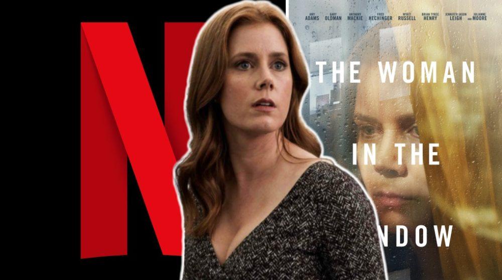 The Woman in the Window Netflix / Filmz.dk