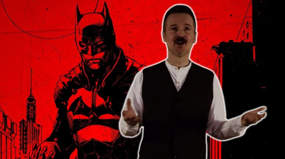 Matt Reeves Gotham Central The Batman / Filmz.dk