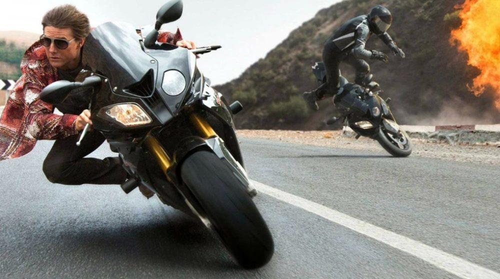 Mission: Impossible 7 stunt ulykke / Filmz.dk