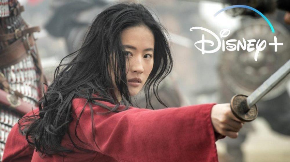 Mulan PVOD Disney Plus / Filmz.dk