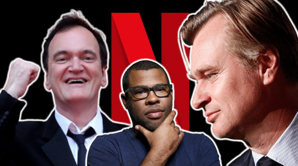 Netflix Nolan Tarantino Peele / Filmz.dk