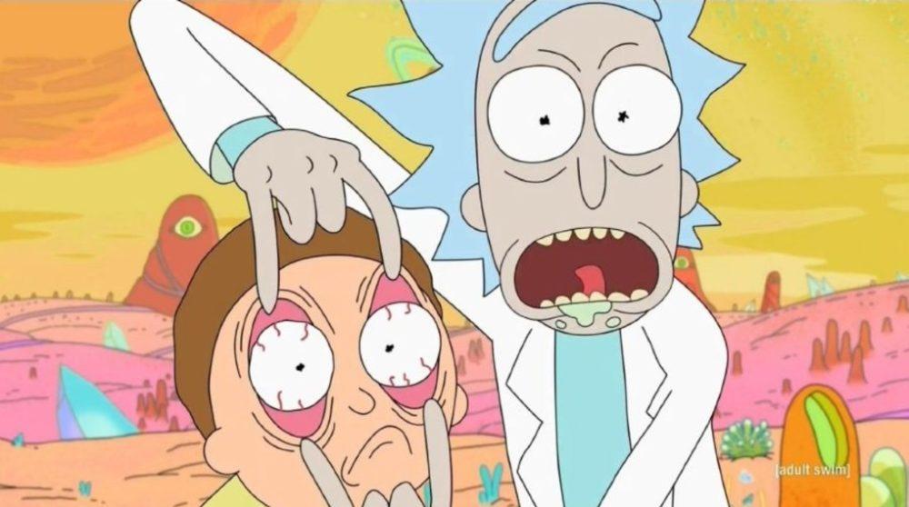 Rick and Morty QAnon Daryl / Filmz.dk